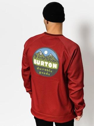 Bluza Burton Bonded Crew (bitters heather)