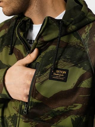 Bluza z kapturem Burton Bonded ZHD (brush camo)