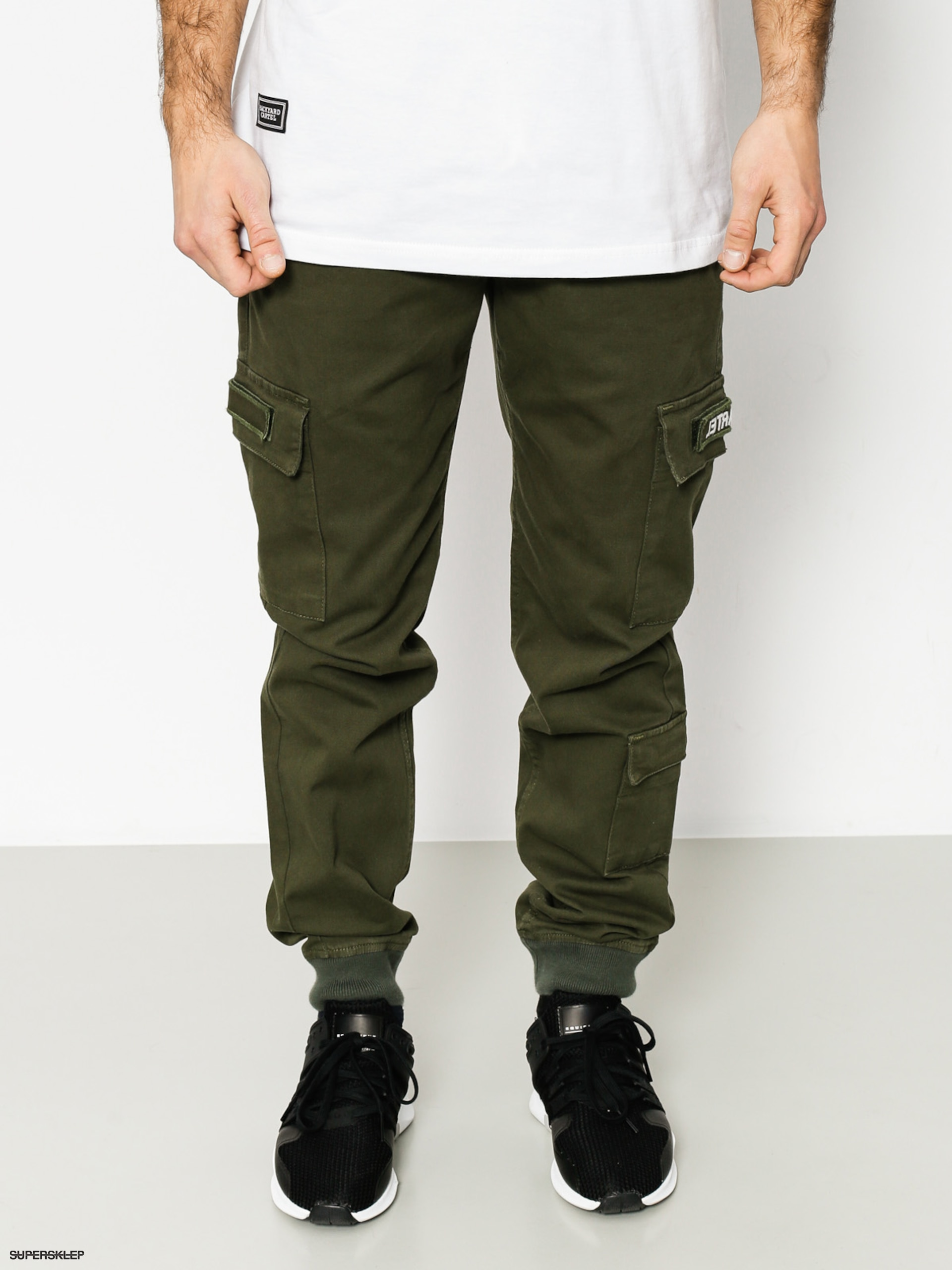 Spodnie Backyard Cartel Trench Jogger