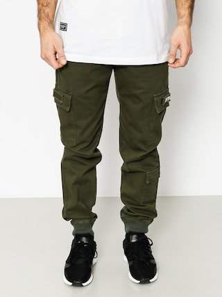 Spodnie Backyard Cartel Trench Jogger (khaki)
