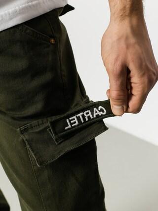Spodnie Backyard Cartel Trench Jogger (khaki)