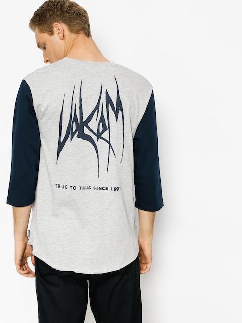 T-shirt Volcom Carving Block Hw 3/4