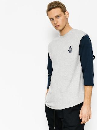 T-shirt Volcom Carving Block Hw 3/4 (hgr)