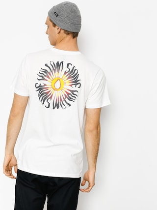 T-shirt Volcom Doom Bloom Pckt (wht)