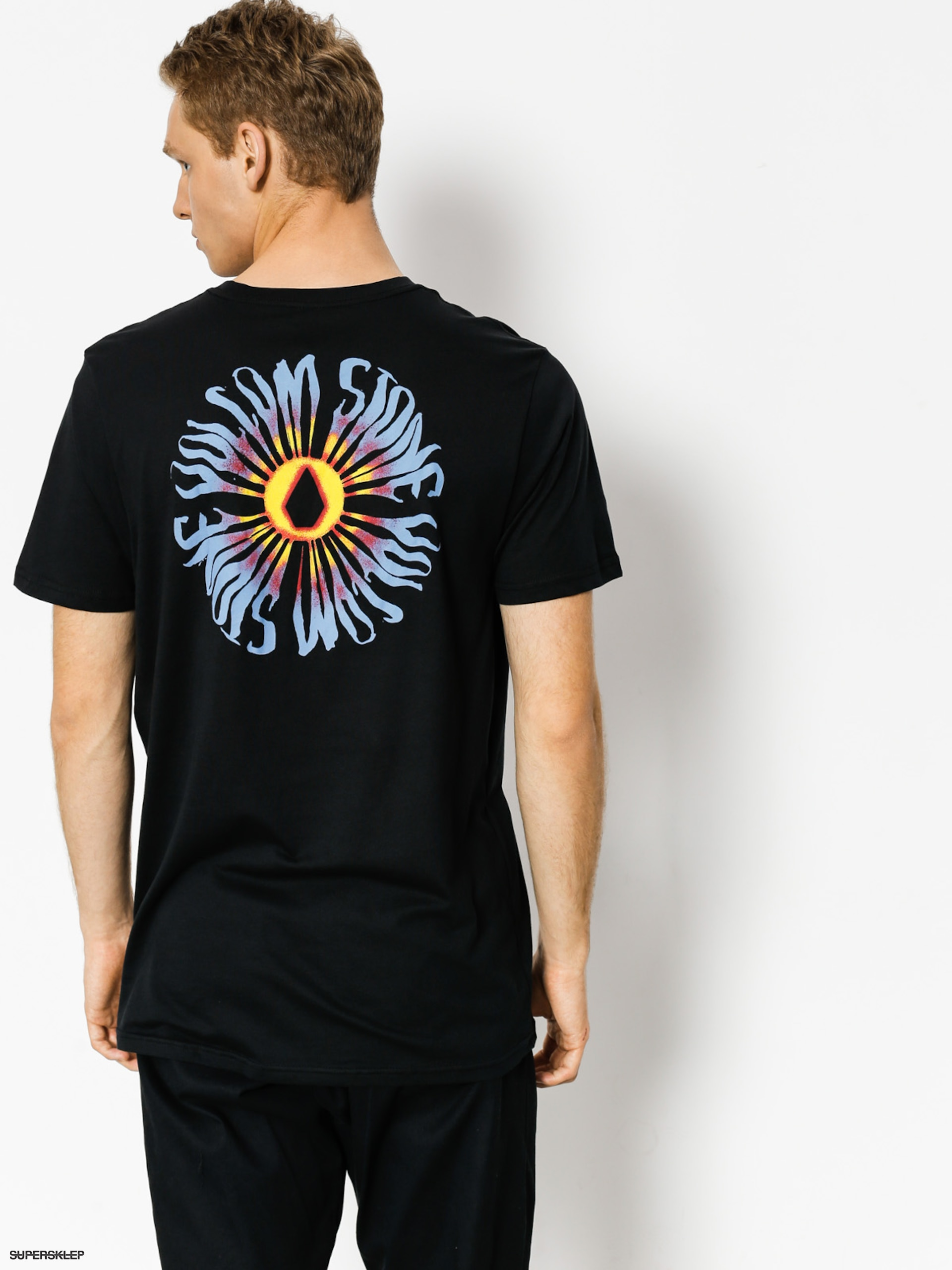 T-shirt Volcom Doom Bloom Pckt