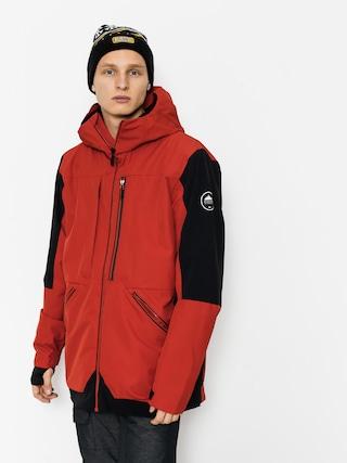 Kurtka snowboardowa Quiksilver Travis Rice Stretch (ketchup red)