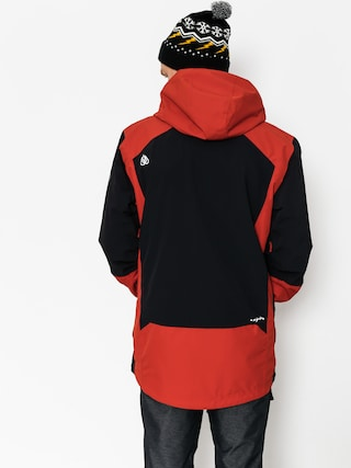 Kurtka snowboardowa Quiksilver Travis Rice Stretch (ketchup red)