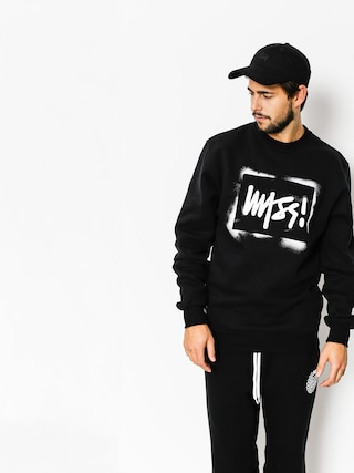 Bluza MassDnm Street Sign (black)