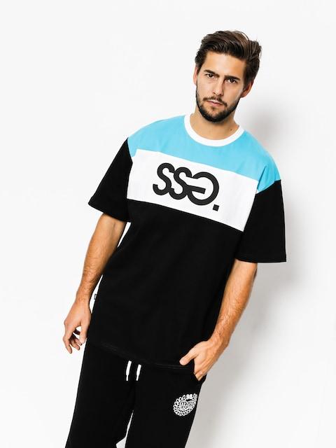 T-shirt SSG Triple Colors (black)