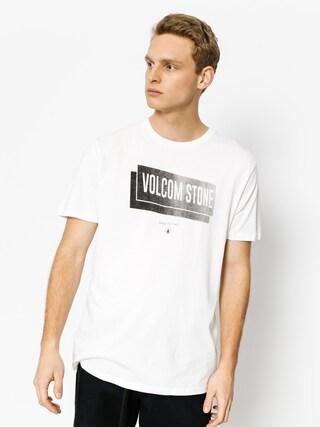 T-shirt Volcom Grubby Bsc (wht)