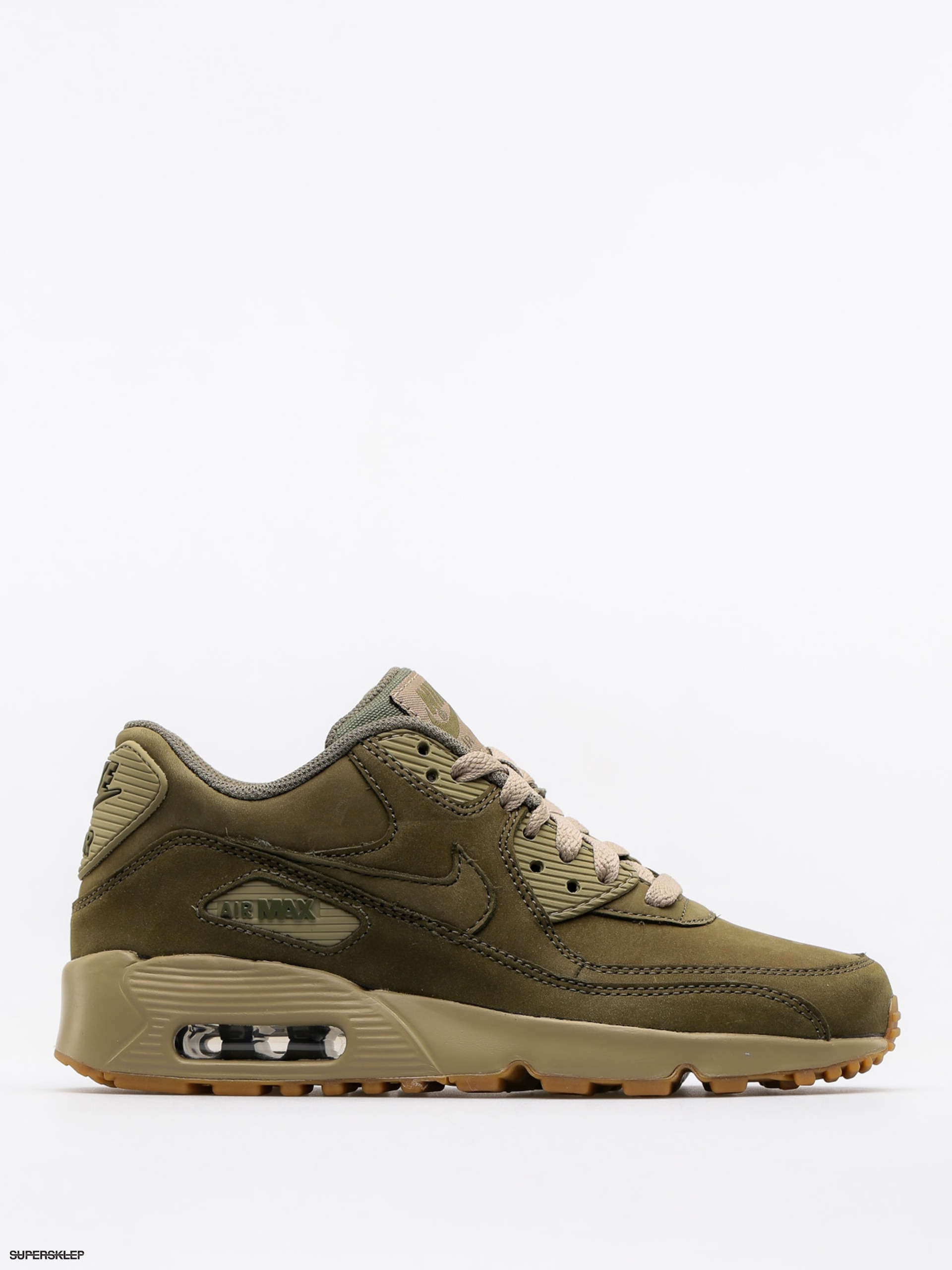 Buty Nike Air Max 90 Winter Premium Gs (medium olive/medium olive bamboo)