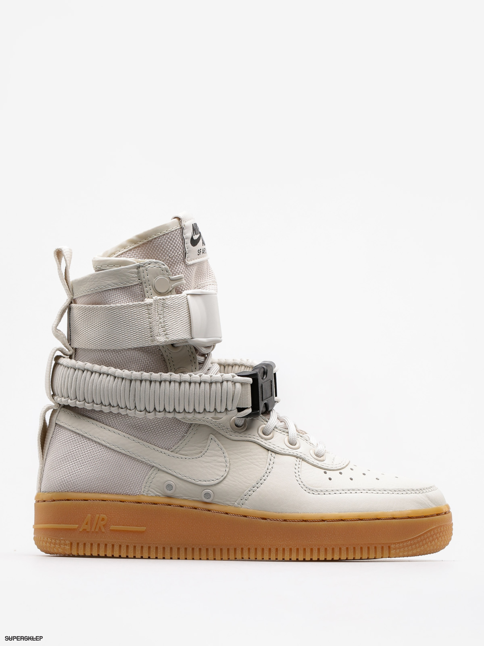 Buty Nike W Sf Af1 Wmn (light bone/light bone)