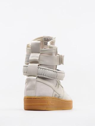 Buty Nike W Sf Af1 Wmn (light bone/light bone)