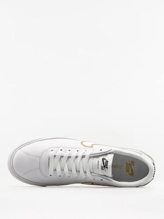 Buty Nike SB Sb Zoom Bruin Premium Se (white/white metallic gold black)