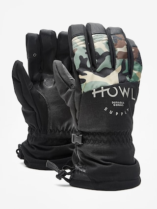 Rękawice Howl Team Glove (black)