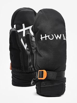 Rękawice Howl Fairbanks Mitt (black)