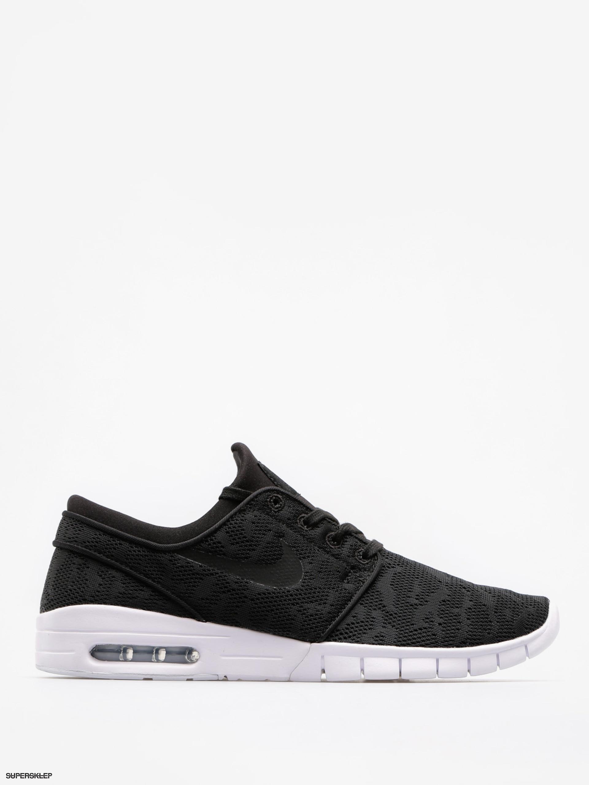 bc96e155cb Buty Nike SB Stefan Janoski Max (black/black white)