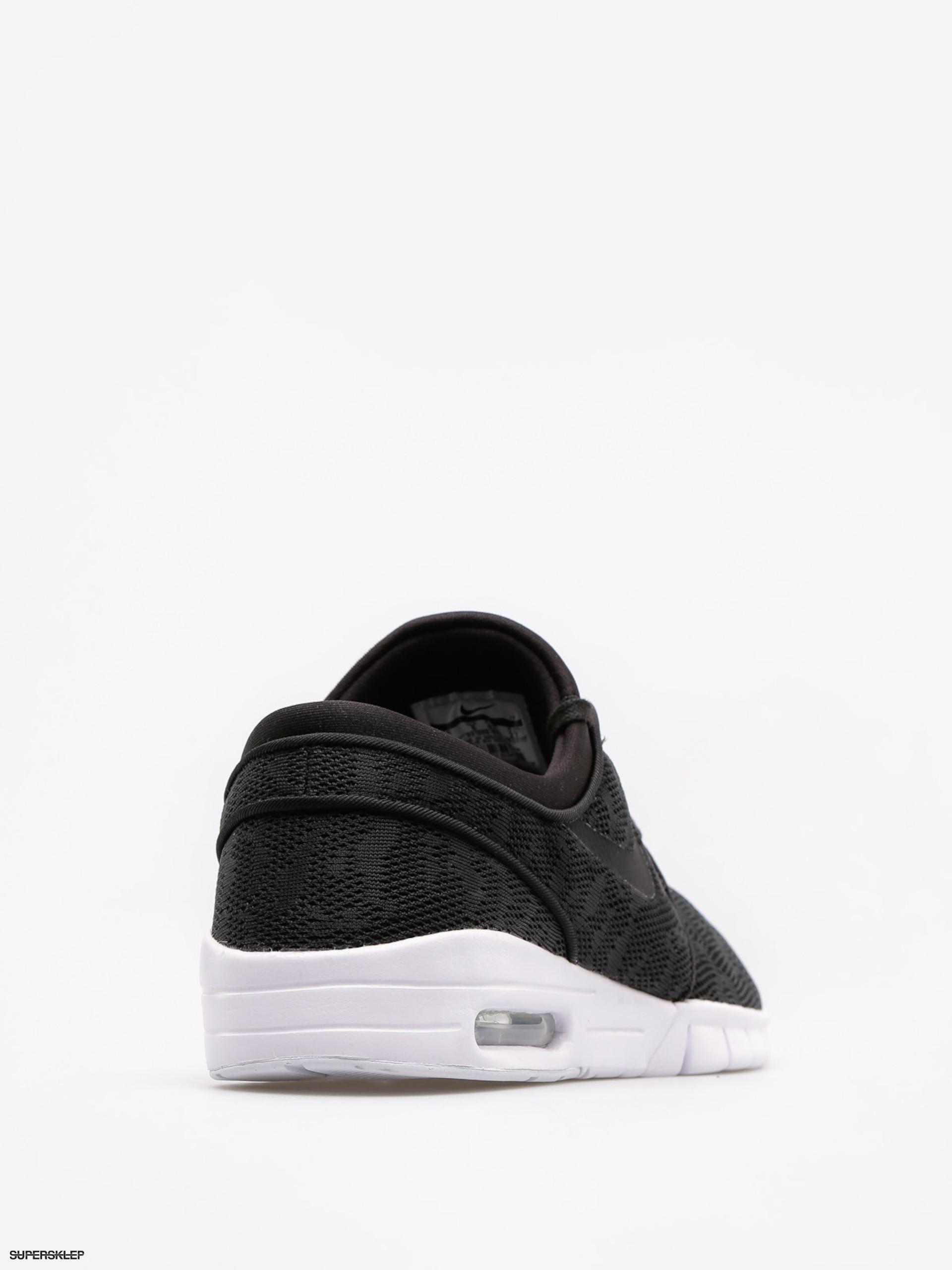 Nike Stefan Janoski Max Buty BlackBlack White