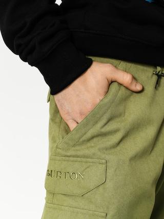 Spodnie snowboardowe Burton Cargo (olive brnch distress)