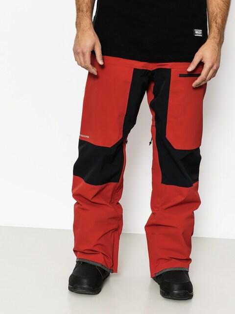 Spodnie snowboardowe Quiksilver Tr Stretch (ketchup red)