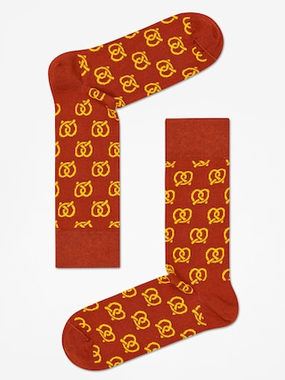 Skarpetki Happy Socks Giftbox 3pk (white/red)