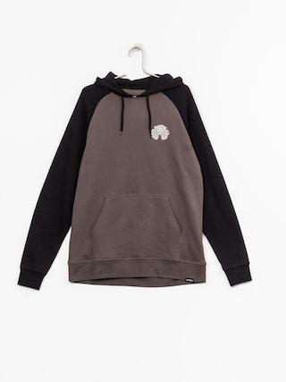 Bluza z kapturem Etnies On Tap HD (black/grey)