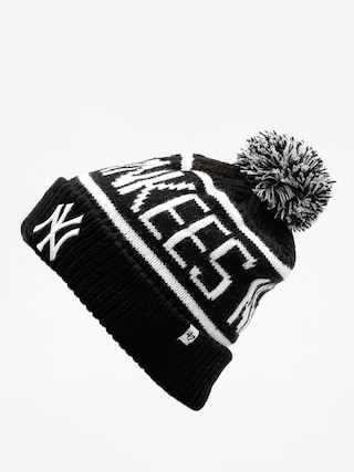 Czapka zimowa 47 Brand New York Yankees Pom (black)