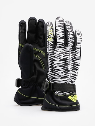 Rękawice Roxy Rx Jetty Wmn (true black savanna)