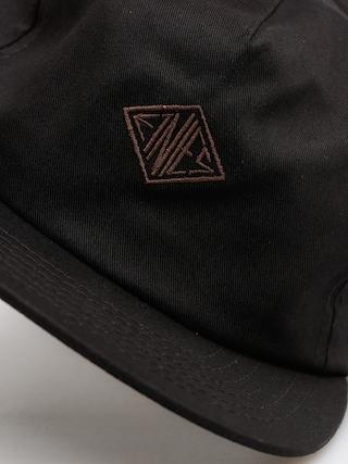 Czapka z daszkiem Etnies Roots ZD (black)