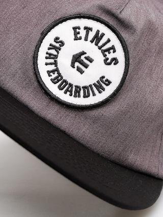 Czapka z daszkiem Etnies Tour ZD (grey/black)