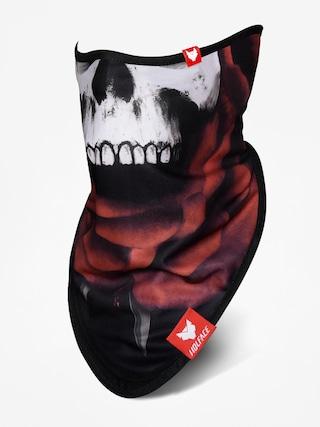 Bandana Wolface Skull and Roses