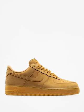 Buty Nike Air Force 1 07 Wb (flax/flax gum light brown outdoor green)
