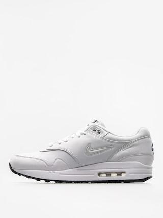 Buty Nike Air Max 1 Premium Sc (white/white dark obsidian)