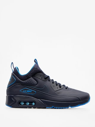 Buty Nike Air Max 90 Ultra Mid Winter Se (obsidian/obsidian thunder blue)