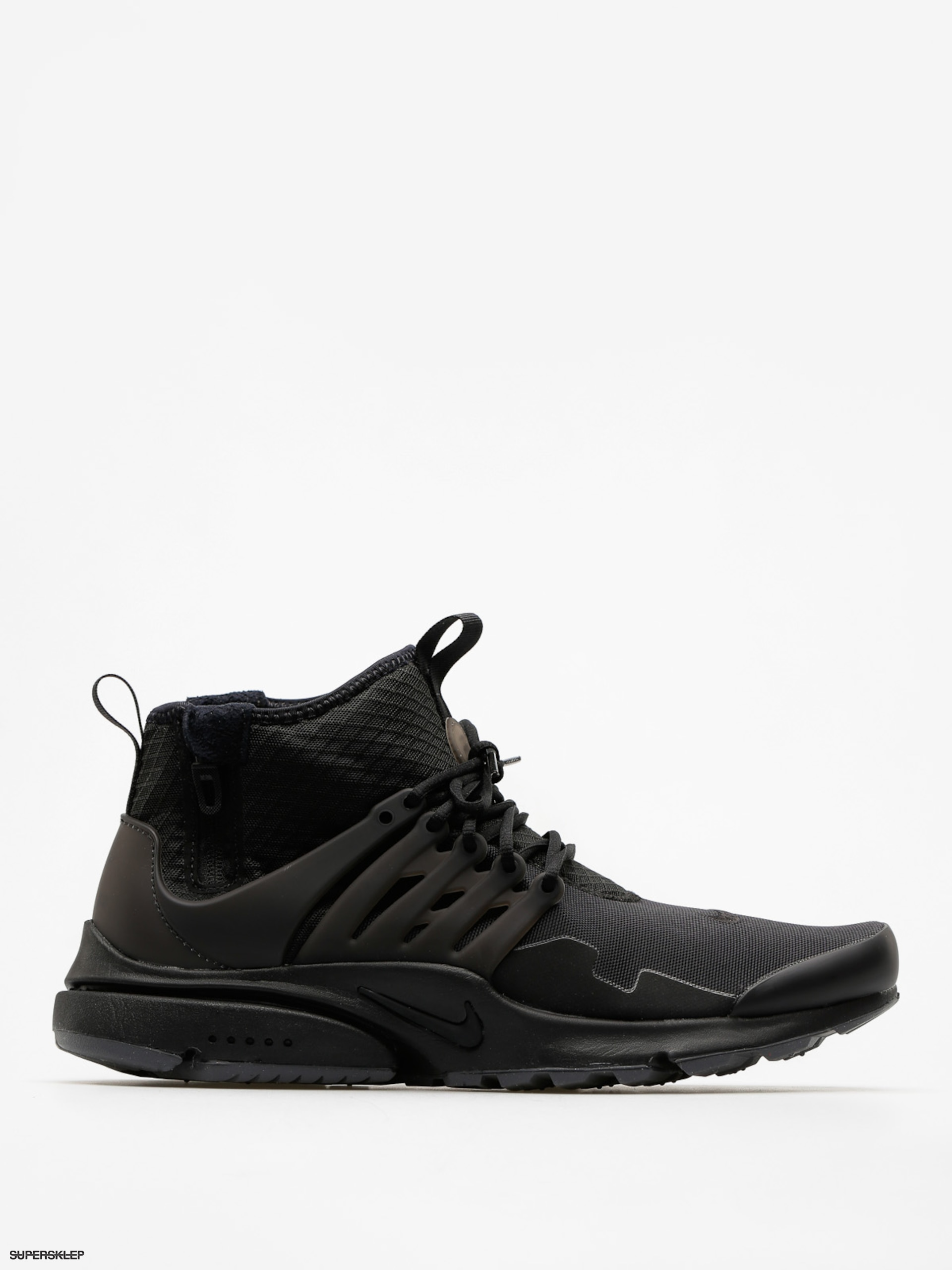 Buty Nike Air Presto Utility Mid Top (black/black dark grey)