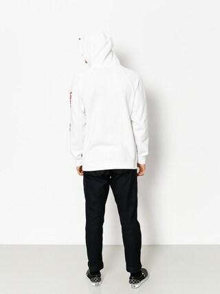 Bluza z kapturem Vans X Spitfire HD (white)