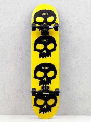 Deskorolka Zero Multi Skull Soft Cmp (yellow/black)