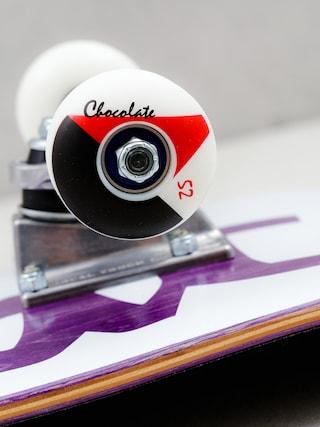 Deskorolka Chocolate Berle Classic (white/purple)