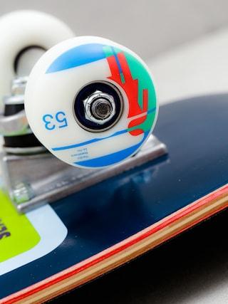 Deskorolka Girl Skateboard Malto 93 (navy/green)