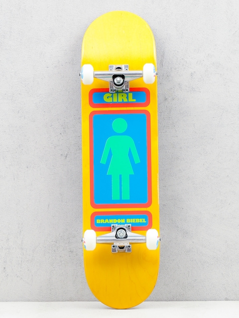 Deskorolka Girl Skateboard Biebel 93