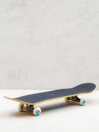 Deskorolka Girl Skateboard Biebel 93 (yellow/green)