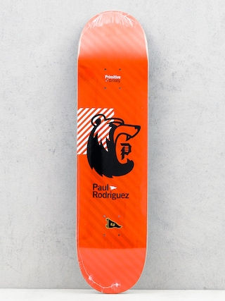 Deck Primitive x Grizzly Rodriguez Bearhaus (red)