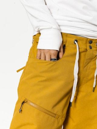 Spodnie snowboardowe Quiksilver Forest Oak (mustard gold)