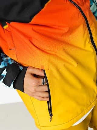 Kurtka snowboardowa Quiksilver Mission Eng (cryptbloc resin camo)