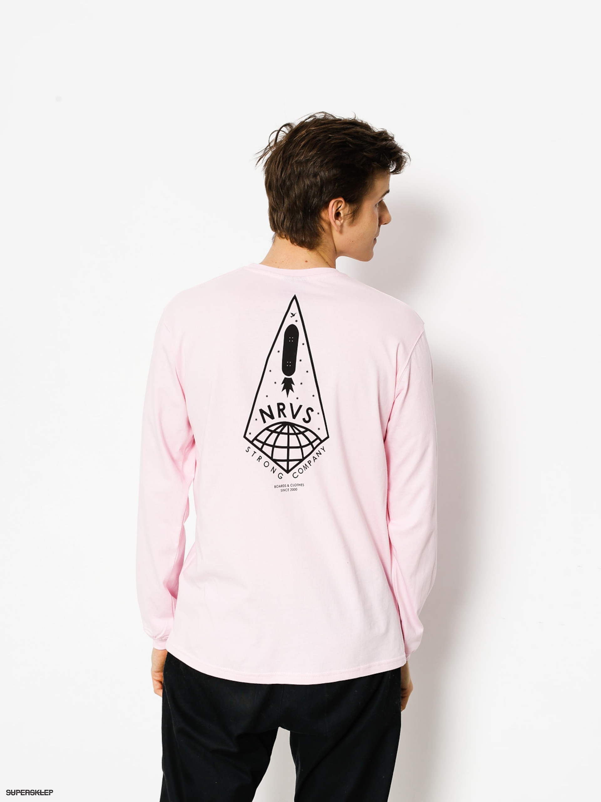 Longsleeve Nervous Shuttle