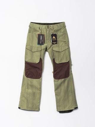 Spodnie snowboardowe Burton Hellbrook (olvbrh/chstnt)