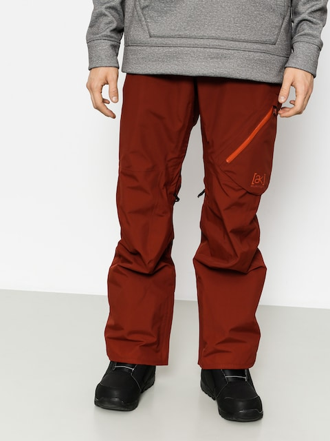 Spodnie snowboardowe Burton Ak Gore Cyclic (fired brick)
