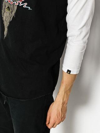 Longsleeve Emerica Harsh Toke Reglan (black/white)