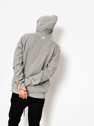 Bluza z kapturem Prosto Fence HD (grey)