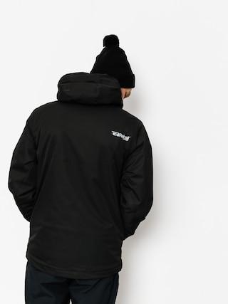 Kurtka snowboardowa Rehall Ried (pirate black)